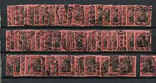 Reich 100 mal Nr. 93I  gestempelt   (DK3-35)