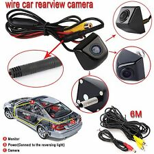Waterproof  Backup Night Vision Car Rear View Reverse Camera  For auto Monitor