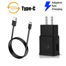 ZTE ZMAX PRO,MAX XL,Z MAX,X MAX Fast Adaptive Rapid Wall Charger & Type-C Cable