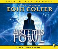 Artemis Fowl by Eoin Colfer, NEW Book, FREE & FAST Delivery, (Audio CD)