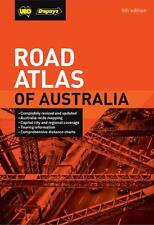 ROAD ATLAS OF AUSTRALIA 5TH ED 2018 by UBD GREGORY'S - NEW