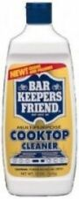 2x Bar Keepers Friend Cooktop Cleaner Liquid 369g Glass Ceramic Cooking Surfaces