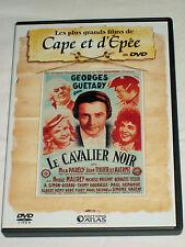 LE CAVALIER NOIR - LES PLUS GRANDS FILMS DE CAPE ET D'ÉPÉE - DVD Tbe