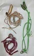 Falconry leash Arab style