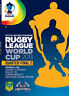 * AUSTRALIA v USA- 2013 RUGBY LEAGUE WORLD CUP QUARTER-FINAL PROGRAMME *