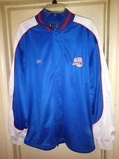 Los Angeles Clippers Jacket Reebok Warm Up Coat LA Team Apparel USA New Men's L