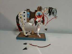 2003 The Trail of  Painted Ponies War Pony