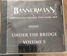 Bannermans Edinburgh - Under the Bridge Volume 5. 15 Track CD. Disc Sealed!