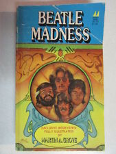 BEATLE MADNESS EXCLUSIVE INTERVIEWS 1978 PAPERBACK BOOK by MARTIN A. GROVE OOP