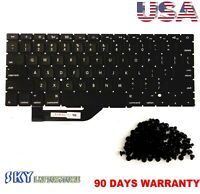 "NEW US KEYBOARD Apple MacBook Pro Retina 15"" A1398 Late 2013 2014 2015 (Screws)"