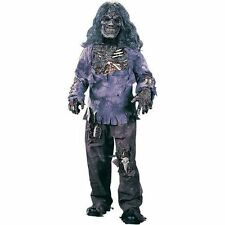 Youth Boy or Girl Costume - Complete Zombie Costume Sz M (8-10) New