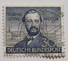 BRD 1952 - Michel 150 Nikolaus Otto gestempeld