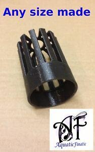 Aquarium marine sump filter pipe overflow strainer 22 32 36 40 mm solvent weld