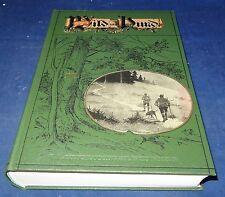 Wild und Hund Reprint Jahrgang 1901 Paul Parey nummerierte Ausgabe
