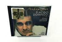 Placido Domingo with John Denver : PERHAPS LOVE  CD *NEW/SEALED
