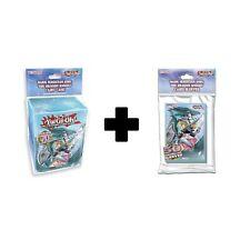 More details for konami small yugioh dark magician girl card sleeves & deck box combo