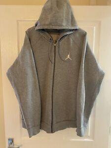 Jordan Grey Sweatshirt Hoodie XXL