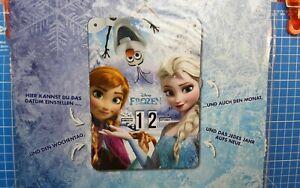 Disney Die Eiskönigin 2 Der Immerwährende Kalender Drehbare Teile Disneyana OVP!