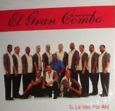 El Gran Combo: Si La Ves Por Ahi PROMO w/ Artwork MUSIC AUDIO CD Album Instrumen