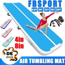 FBsport 3M 4M 5M 6M 10 20CM Air Track Gymnastikmatte Turnmatte Tumbling Matte