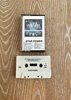 "Vintage 1978 K-TEL Presents ""STAR POWER"" All Original Hits Cassette tape"