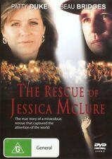 The Rescue of Jessica McClure (DVD ) Patty Duke ,Beau Bridges Brand New Region 4