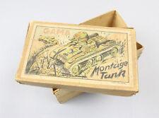 Original Karton GAMA Montage Tank