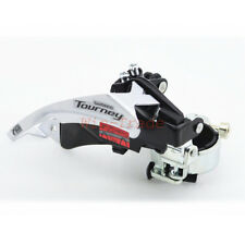 Shimano Tourney FD-TY510 7/8 Speed Front Derailleur Dual-Pull MTB Bike TX50/51