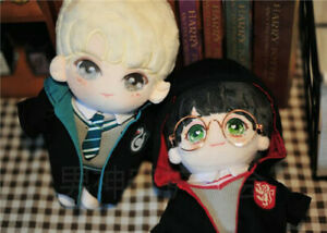 HP Harry Draco Malfoy 20cm Doll Clothes Clothing Suit School Uniform Outfits Cos