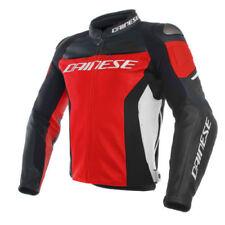 Blousons rouges Dainese pour motocyclette