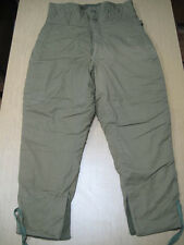 SOVIET RUSSIAN WARM WINTER TROUSERS MILITARY UNIFORM USSR PANTS