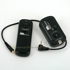 RW-221 Wireless Shutter Remote f Panasonic G10 GX1 LC-1 GH2 Leica D-Lux2 D-Lux3