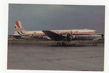 Bayu Indonesia Douglas DC6A Aviation Postcard, A824