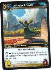 World of Warcraft n° 190/319 - Séraphe l'exalté