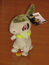 AXEW Pokemon Black White Wave 2 Tusk Dragon Mini Plush Plushie Jakks Pacific NEW
