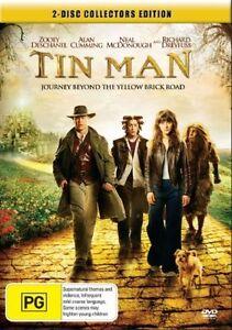 TIN MAN (2-disc DVD set, 2008) - LIKE NEW!!!