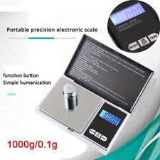 0.01G-500G Digital Weighing Scales Pocket Grams Small Kitchen Gold Jewellery ''