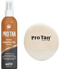 Pro Tan Original Suntan Brown Body Spray Overnight Competition Color Base Coat