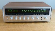 SANSUI SEVEN -7- RECEIVER - VERY CLEAN - TECH SERVICED - VERY NICE NOW !!