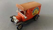 "Miniature car days gone dg 6-8 ""ovaltine"" in very good condition."
