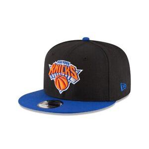New York Knicks New Era 9FIFTY NBA Adjustable Snapback Hat Cap Flat Brim 950