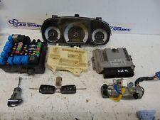 KIA SORENTO 2.5 CRDi Diesel 2006-2009 ECU SET SERRATURE CHIAVE 170 CV CAMBIO MANUALE