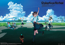 Robotics Notes Group Poster Wall Scroll (27.8 x 19.7 inches) MINT