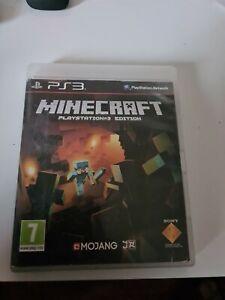 Jeu Playstation PS3 | Minecraft Playstation 3 Edition