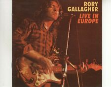 CD RORY GALLAGHERlive in europeEX (B3258)