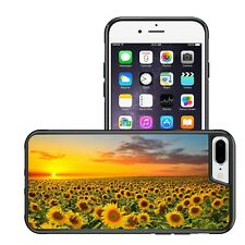SUNFLOWERS GIFT BUMPER PHONE CASE IPHONE 5 6 7 8 X 11 PRO MAX GALAXY NOTE
