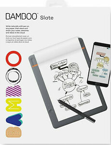 Wacom Bamboo Slate Digital Notebook- CDS610S