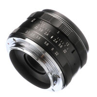 Meike 50mm f2 Multi-coated MF Manual Lens for Sony E-mount A5000 A5100 A6300