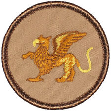 Cool Boy Scout Patches - Griffin Patrol! (#128)