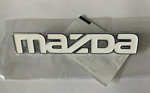Mazda HB 929 626 & Mx6 Front Grill Emblem Badge Genuine Mazda